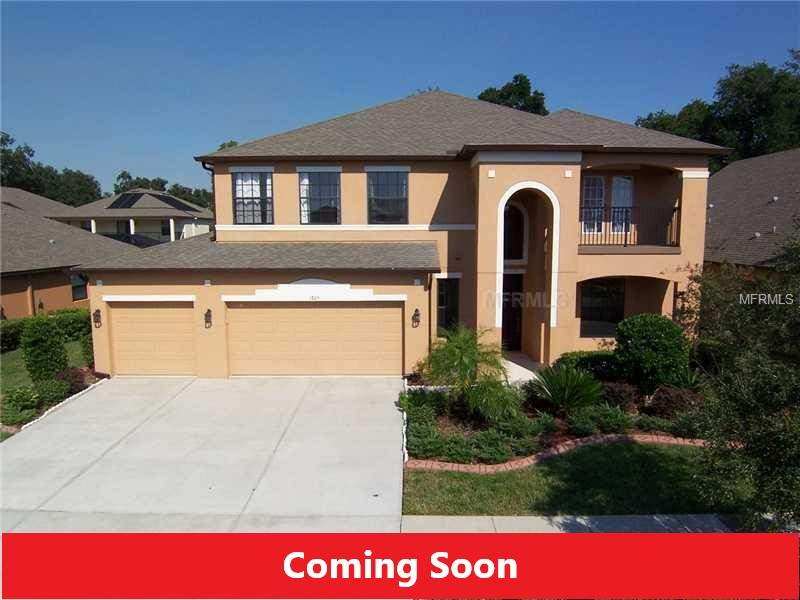 Coming Soon home for sale in the gated community of Abbey Trace Image